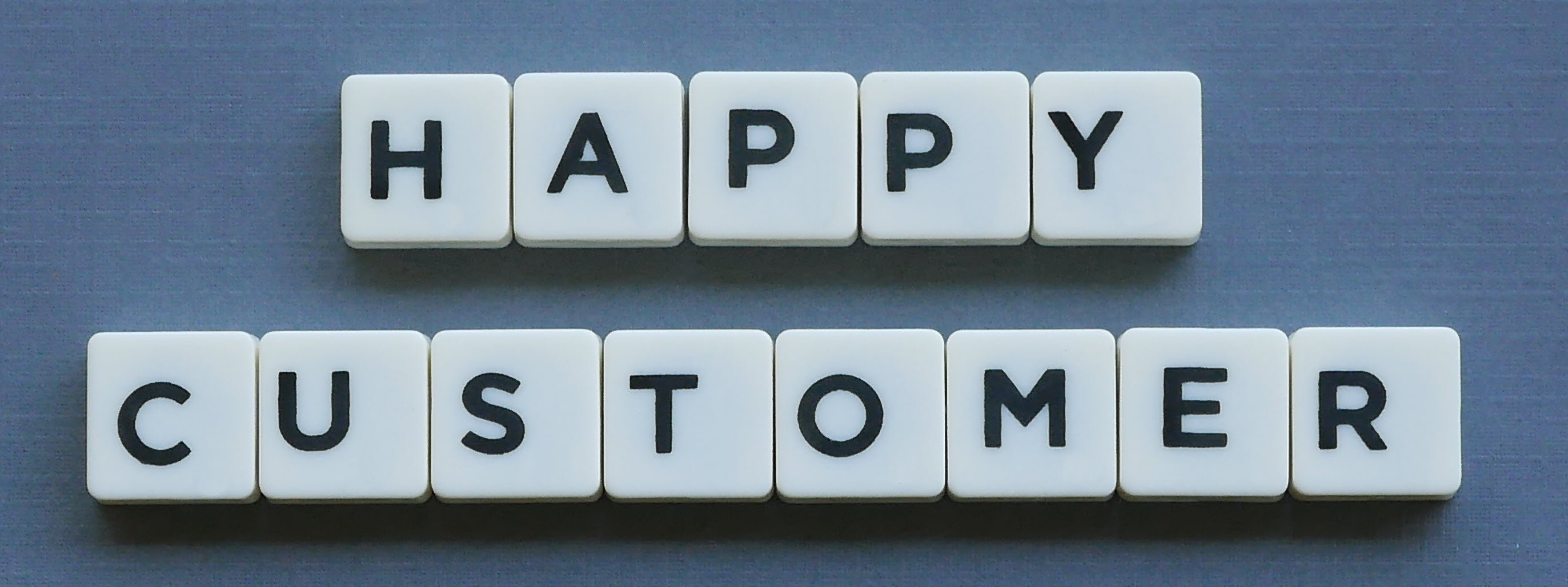 Happy Customer Image blocks for Customer Loyalty Program Blog